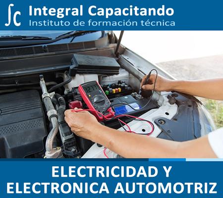 Electricidad Y Electronica Automotriz Integral Capacitando